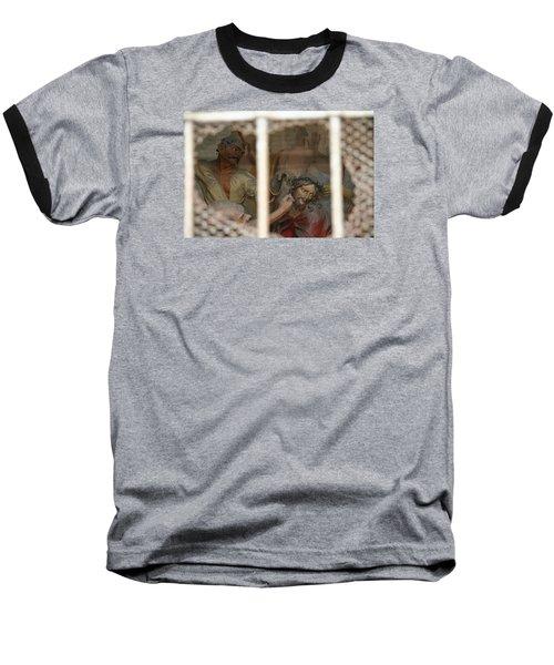 Baseball T-Shirt featuring the photograph Sacri Monti  by Travel Pics