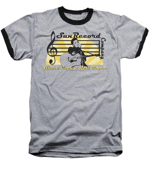 Sun - Sun Record Company Baseball T-Shirt by Brand A