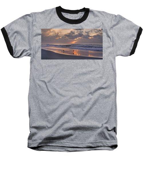 The Best Kept Secret Baseball T-Shirt by Betsy Knapp