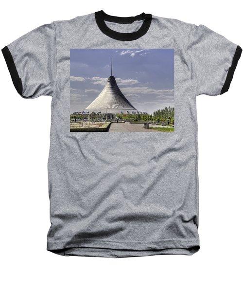 The Tent Baseball T-Shirt by Emily Kay