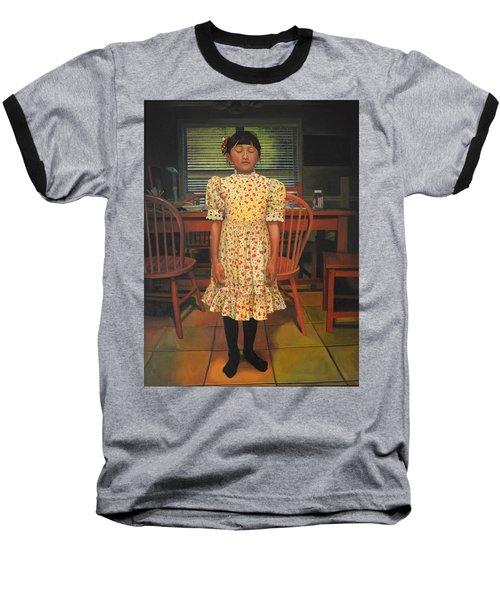 The Valentine Dress Baseball T-Shirt by Thu Nguyen