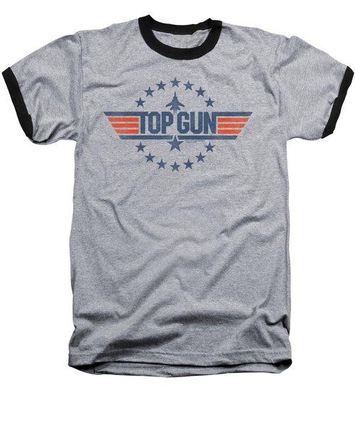 Top Gun - Star Logo Baseball T-Shirt by Brand A