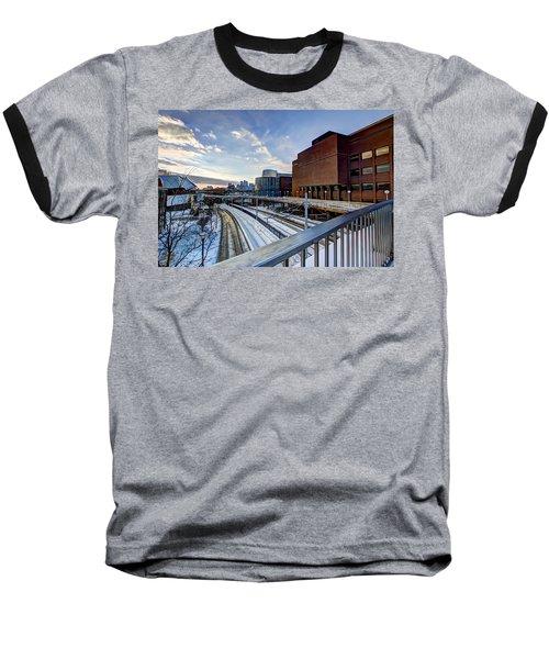 University Of Minnesota Baseball T-Shirt by Amanda Stadther