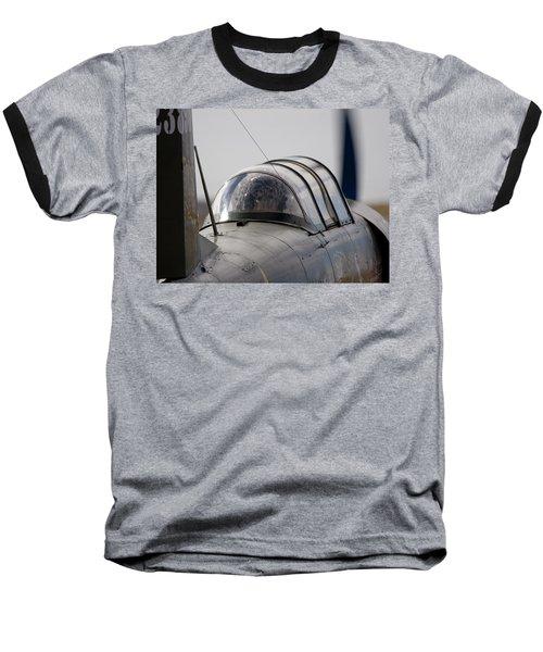 Yak Yak Baseball T-Shirt by Paul Job