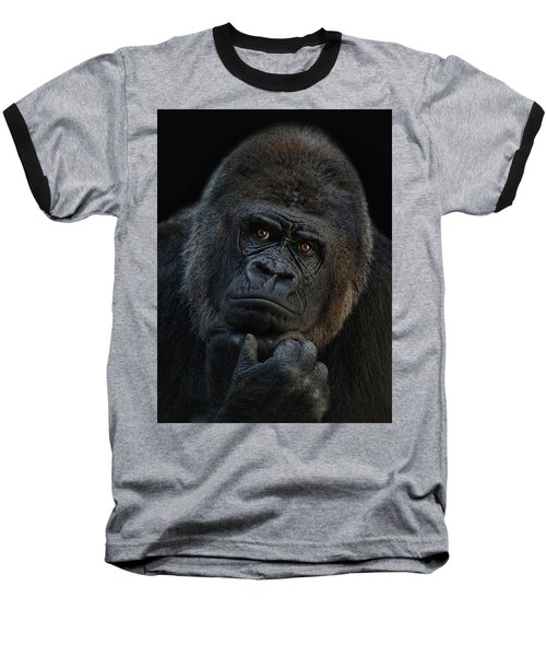 You Ain T Seen Nothing Yet Baseball T-Shirt by Joachim G Pinkawa