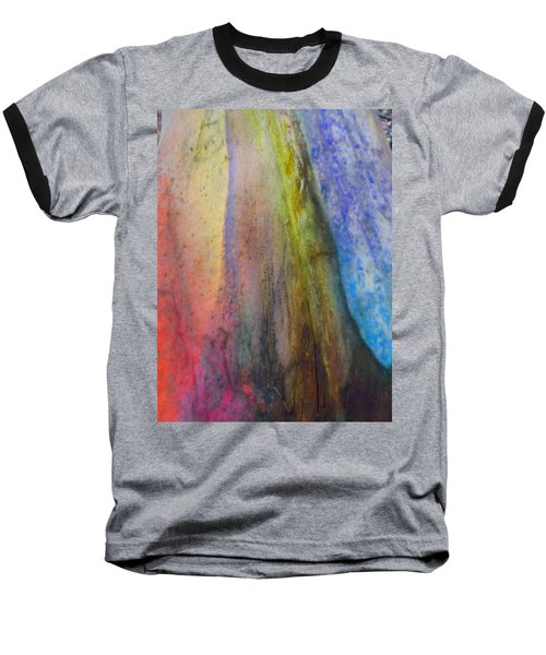 Baseball T-Shirt featuring the digital art Move On by Richard Laeton