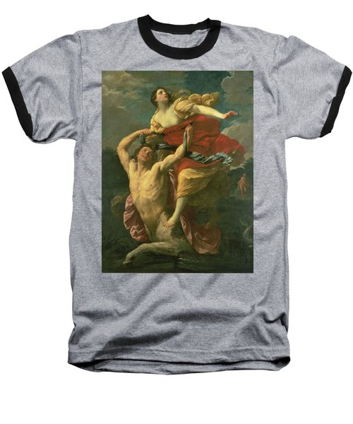 The Abduction Of Deianeira Baseball T-Shirt by  Centaur Nessus