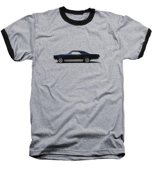 67 Gto Baseball T-Shirt by Douglas Pittman