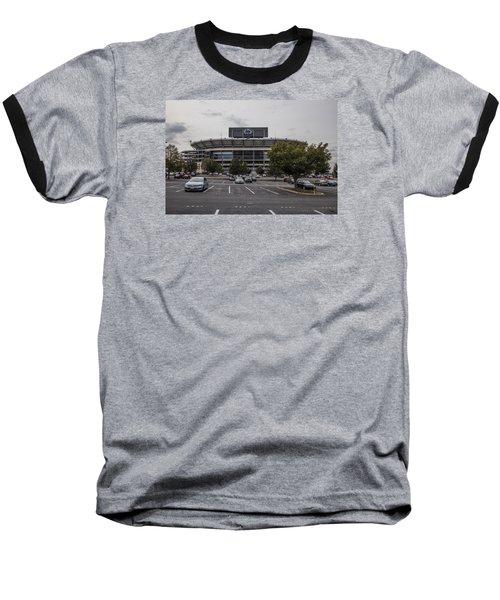 Beaver Stadium Penn State  Baseball T-Shirt by John McGraw