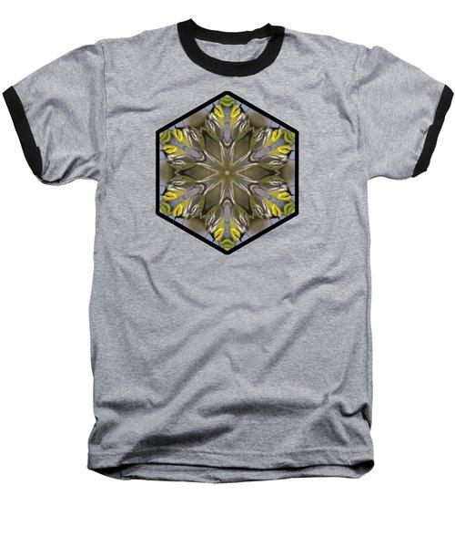 Black-throated Green Warbler Baseball T-Shirt by Rhoda Gerig