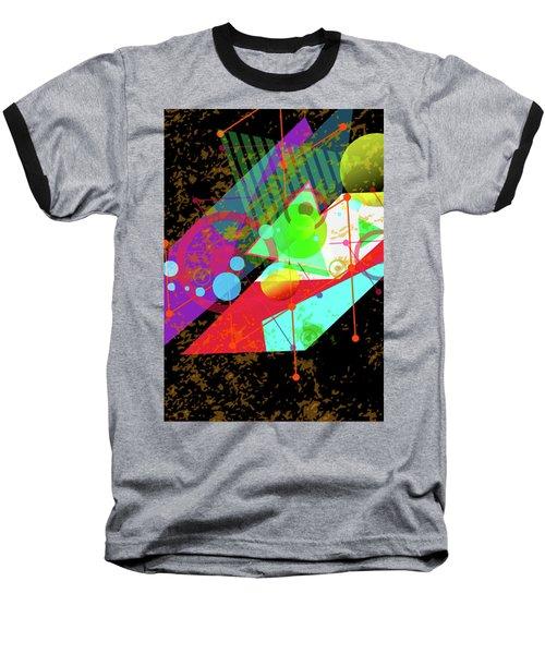 Coming Home Baseball T-Shirt by Don Kuing