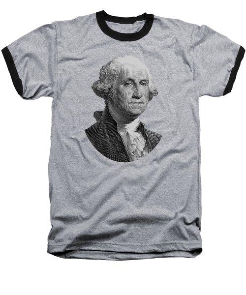 George Washington  Baseball T-Shirt by War Is Hell Store
