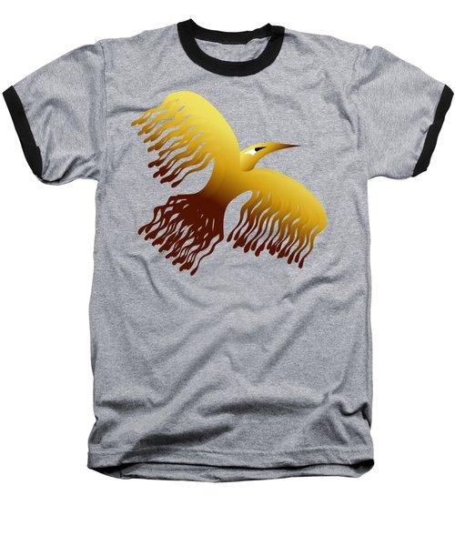 Phoenix Baseball T-Shirt by Frederick Holiday