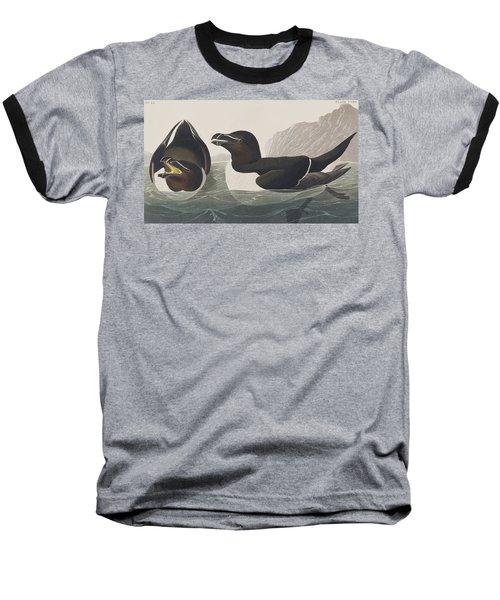 Razor Bill Baseball T-Shirt by John James Audubon