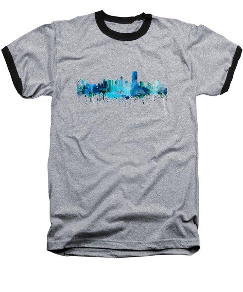 San Francisco Baseball T-Shirt by Mark Ashkenazi
