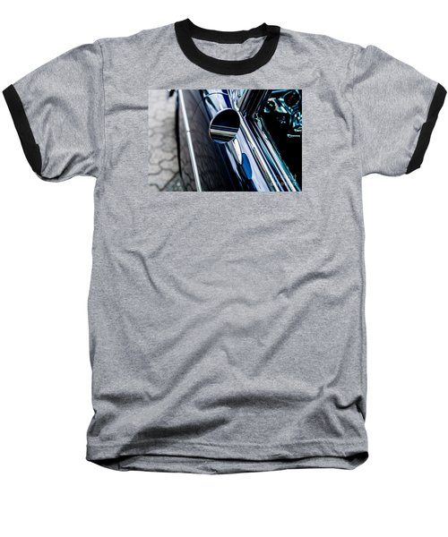 Baseball T-Shirt featuring the photograph 1950s Chevrolet by M G Whittingham