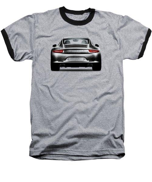 911 Carrera Baseball T-Shirt by Mark Rogan