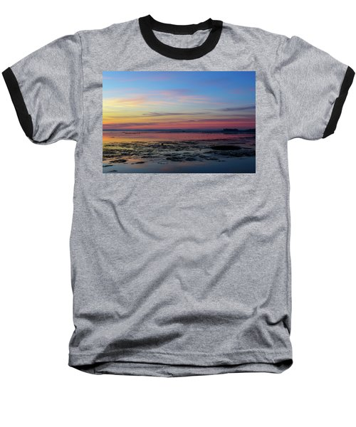 Baseball T-Shirt featuring the photograph A Change Of Season by Thierry Bouriat