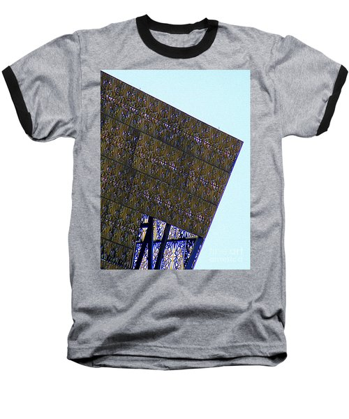 African American History And Culture 4 Baseball T-Shirt by Randall Weidner