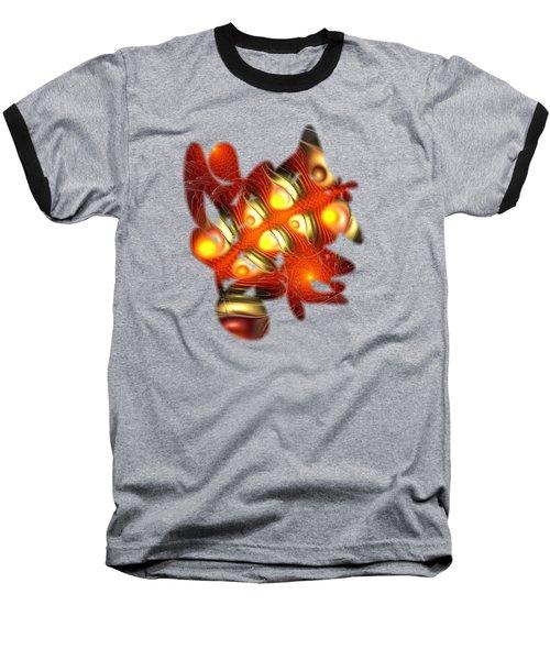 Alchemy Baseball T-Shirt by Anastasiya Malakhova