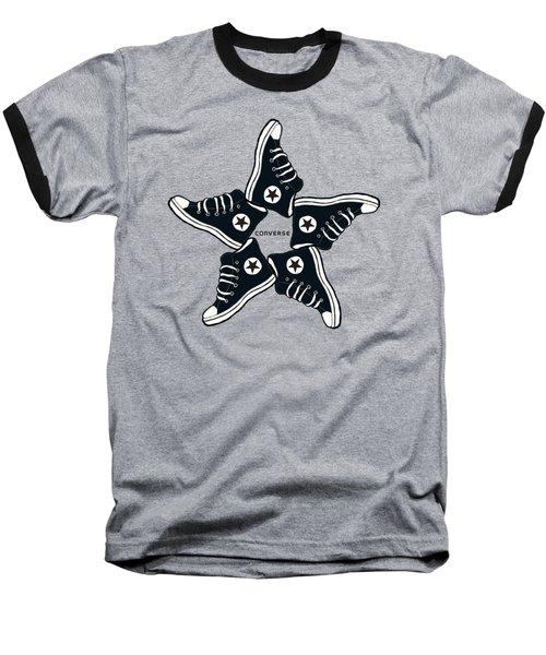 Allstar Design Baseball T-Shirt by Mentari Surya