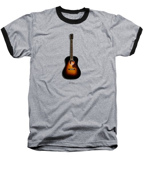 Gibson Original Jumbo 1934 Baseball T-Shirt by Mark Rogan