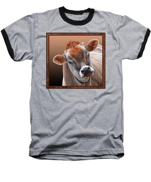 Hello Baseball T-Shirt by Gill Billington