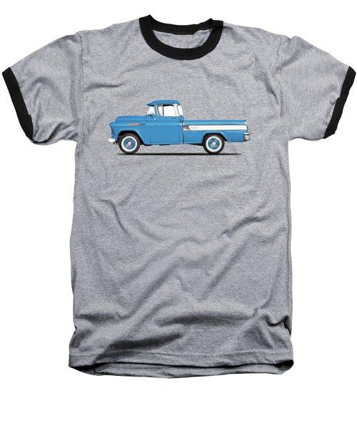 The Cameo Pickup Baseball T-Shirt by Mark Rogan