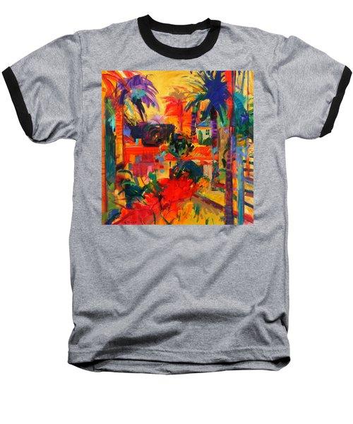 Beverly Hills Baseball T-Shirt by Peter Graham