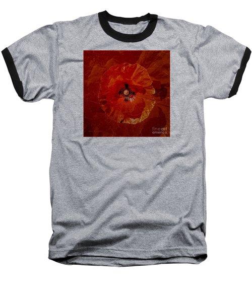 Bloody Mary Baseball T-Shirt by Mona Stut