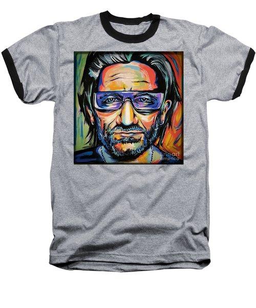 Bono Baseball T-Shirt by Amy Belonio