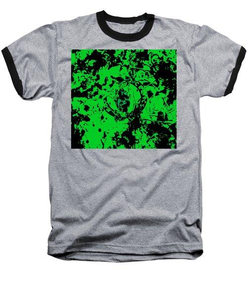 Boston Celtics 1c Baseball T-Shirt by Brian Reaves