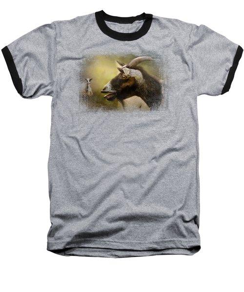 Calling Baseball T-Shirt by Jai Johnson