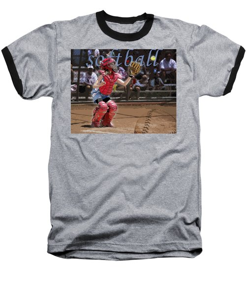 Catch It Baseball T-Shirt by Kelley King