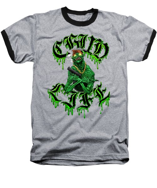 C.h.u.d. Life Baseball T-Shirt by Kelsey Bigelow