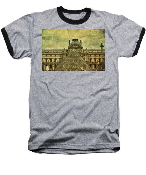 Classic Contradiction Baseball T-Shirt by Andrew Paranavitana