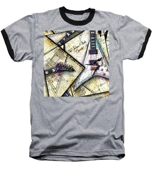 Concordia Baseball T-Shirt by Gary Bodnar