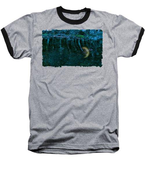 Dark Waters 2 Baseball T-Shirt by John M Bailey