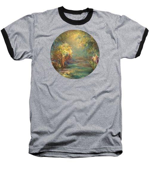 Daydream Baseball T-Shirt by Mary Wolf