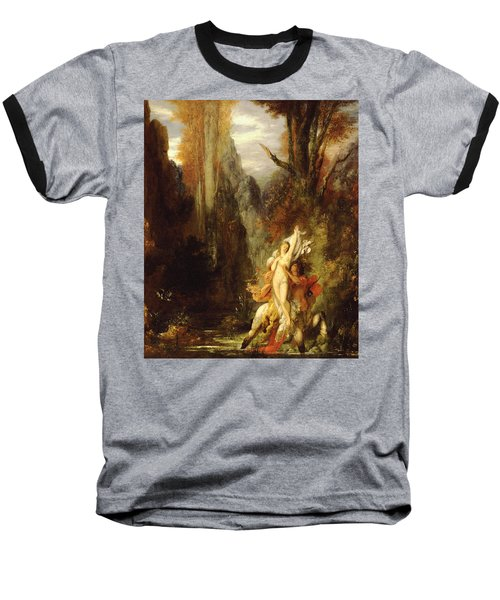 Dejanira  Autumn Baseball T-Shirt by Gustave Moreau