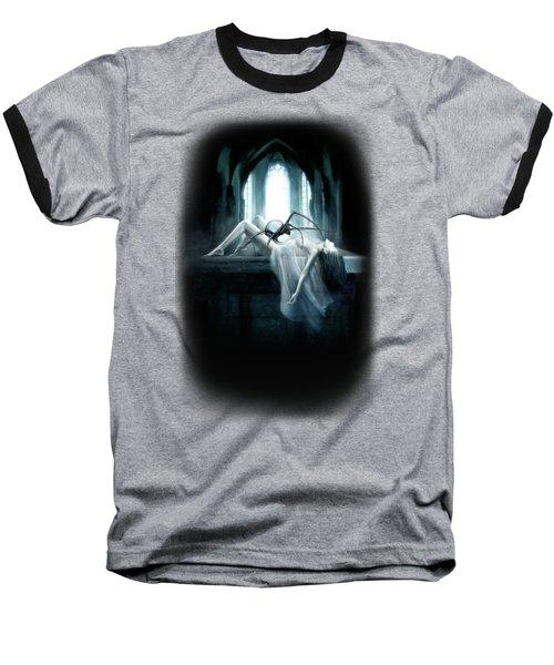 Demon Baseball T-Shirt by Joe Roberts