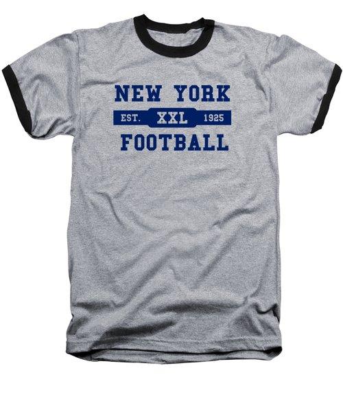 Giants Retro Shirt Baseball T-Shirt by Joe Hamilton