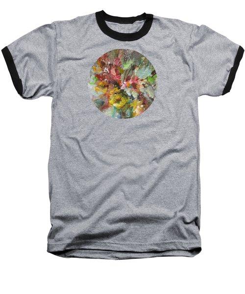 Grace And Beauty Baseball T-Shirt by Mary Wolf