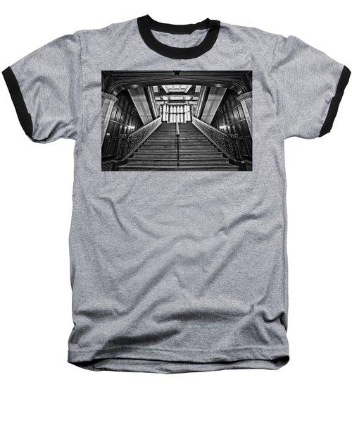 Grand Case Baseball T-Shirt by CJ Schmit