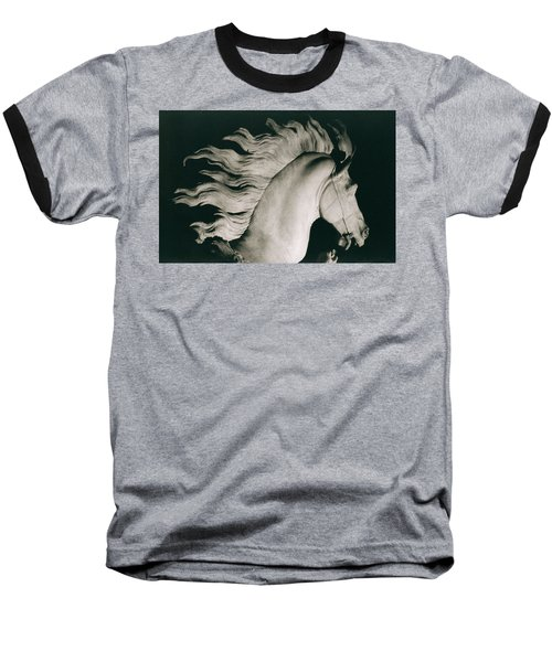 Horse Of Marly Baseball T-Shirt by Coustou