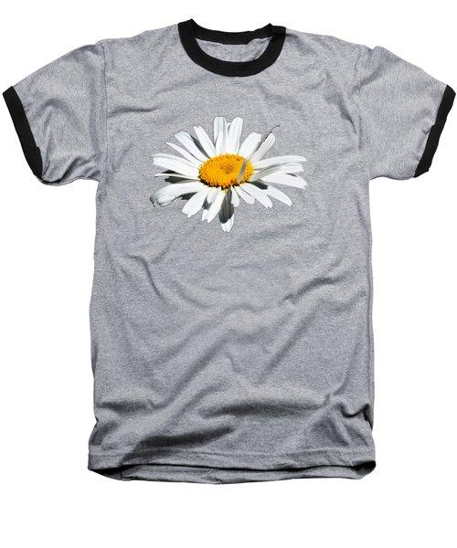 Innocence  Baseball T-Shirt by Debbie Oppermann
