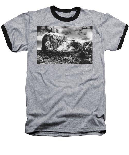 Isle Of Skye Baseball T-Shirt by Simon Marsden