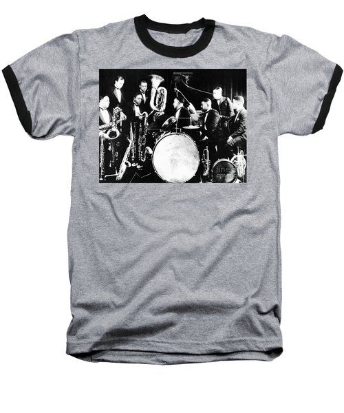 Jazz Musicians, C1925 Baseball T-Shirt by Granger