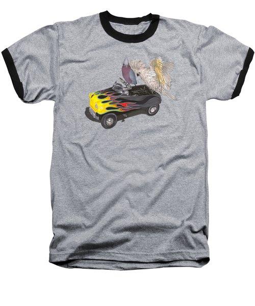 Julies Kids Baseball T-Shirt by Jack Pumphrey
