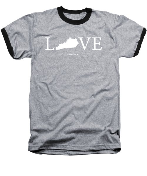 Ky Love Baseball T-Shirt by Nancy Ingersoll